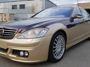 Used Mercedes Benz S-Class 55 AMG