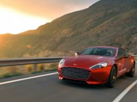 Aston Martin Rapide S photo