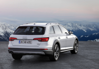 Audi A4 allroad 2016 photo