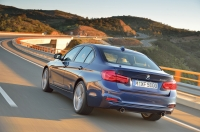 BMW 3 Series F30 photo