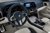 BMW 8 Series Gran Coupe photo
