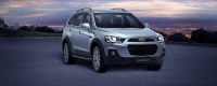 Chevrolet Captiva 2017 photo