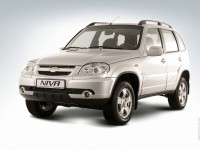 Chevrolet Niva 2009 photo