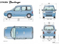Citroen Berlingo First photo