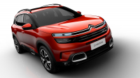 Citroen C5 Aircross photo