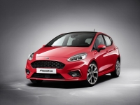 Ford Fiesta photo