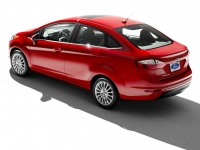 Ford Fiesta Sedan photo