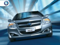 Geely MK photo