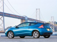 Honda CR-Z 2012 photo