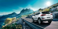 Hyundai Tucson 2016 photo