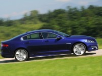 Jaguar XF 2012 photo