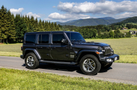Jeep Wrangler Unlimited photo