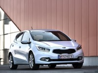 KIA Cee'd JD F/L 2012 photo