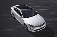 KIA Optima 2016 photo