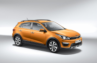 KIA Rio X-Line photo