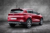 KIA Sportage 2016 photo