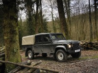 Land Rover Defender 130 2012 photo