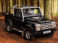 Land Rover Defender 90 2012 photo
