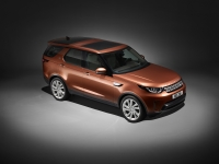 Land Rover Discovery 5 photo