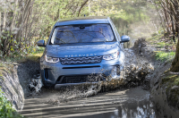 Land Rover Discovery Sport photo