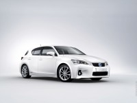 Lexus CT 200h 2011 photo