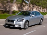 Lexus GS 2012 photo