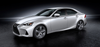 Lexus IS 2016 photo