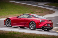 Lexus LC photo