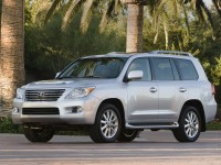 Lexus LX 2008 photo