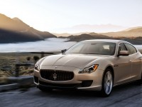 Maserati Quattroporte photo
