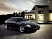 Maserati Quattroporte 2008 photo