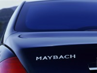 Maybach 57 photo
