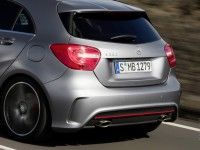 Mercedes-Benz A-Class 2012 photo