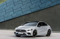 Mercedes-Benz A-Class Sedan photo