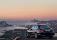 Mercedes-Benz C-Class 2014 photo