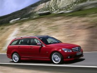 Mercedes-Benz C-Class Wagon S204 photo