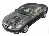 Mercedes-Benz CL-Class 2011 photo