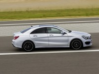 Mercedes-Benz CLA-Class 2013 photo