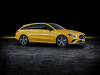 Mercedes-Benz CLA Shooting Brake photo