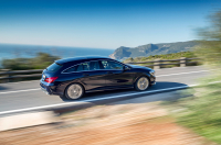 Mercedes-Benz CLA Shooting Brake 2014 photo