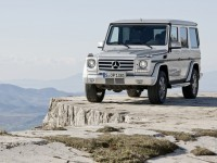 Mercedes-Benz G-Class 2012 photo