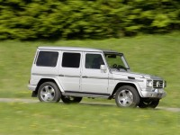 Mercedes-Benz G-Class 2008 photo
