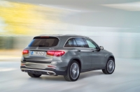 Mercedes-Benz GLC 2015 photo