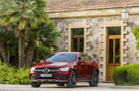 Mercedes-Benz GLC Coupe photo