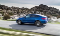 Mercedes-Benz GLC Coupe 2015 photo