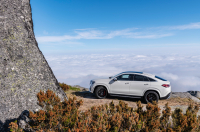 Mercedes-Benz GLE Coupe photo
