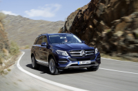Mercedes-Benz GLE 2015 photo