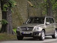 Mercedes-Benz GLK-Class photo