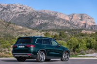 Mercedes-Benz GLS photo