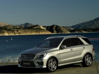 Mercedes-Benz ML 63 AMG photo